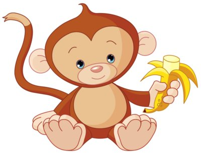 Monkey PNG Picture