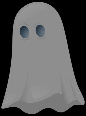 Transparent Ghost PNG Clipart Image