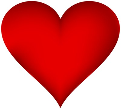 Heart PNG Clipart 1003