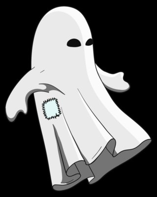 Halloween Ghost PNG Clipart