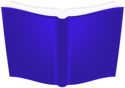 Open Book PNG Clip Art Image