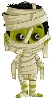 Mummy PNG Clipart Image