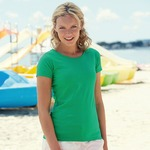 Fruit of the Loom Junior Ladies T-shirt
